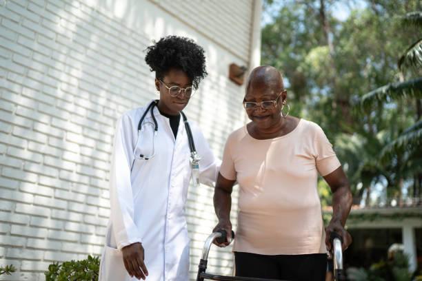 Home caregiver helping senior woman to walk picture id1182764673?b=1&k=6&m=1182764673&s=612x612&w=0&h=7dacuiwyq9idjdbu4k8oa1 gnnxkyurdiuexfz19vp0=