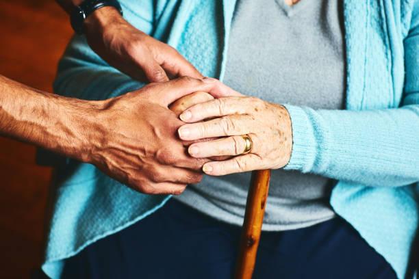Home caregiver showing support for elderly patient picture id941789828?b=1&k=6&m=941789828&s=612x612&w=0&h=ymswzbvnsu2xhjvqrdosrsflnfftw4cypiqmd8hslvg=