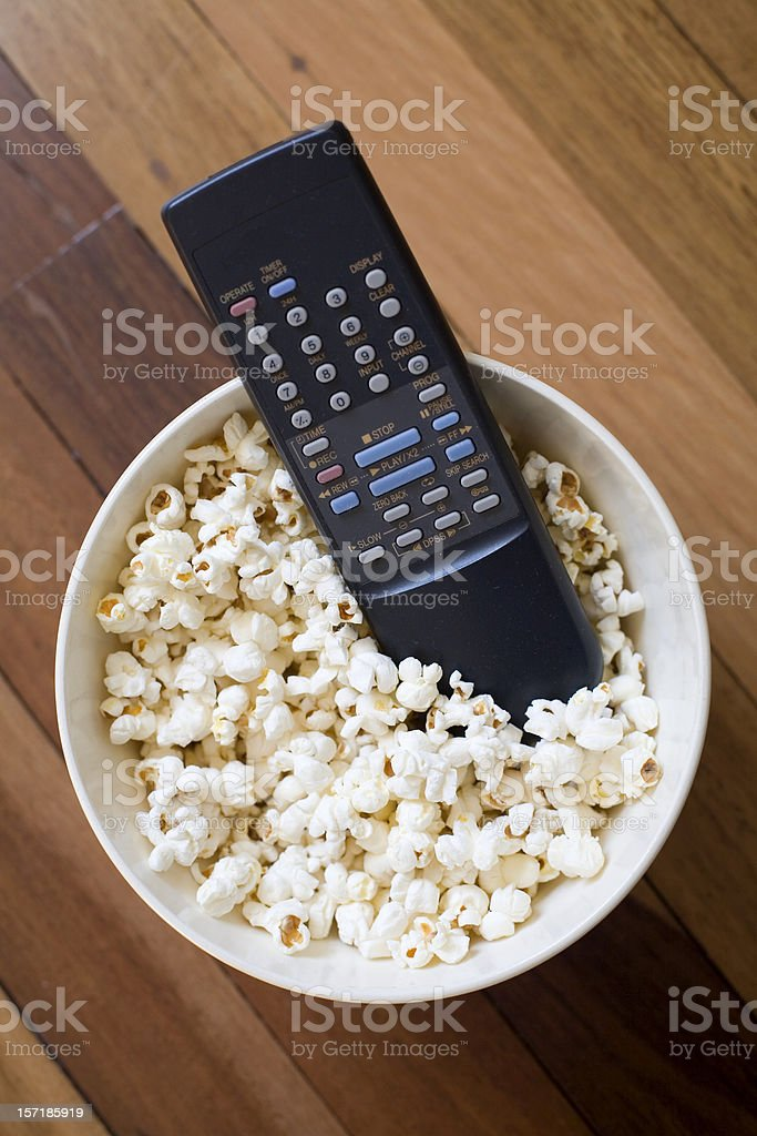 Home Cinema royalty-free stock photo