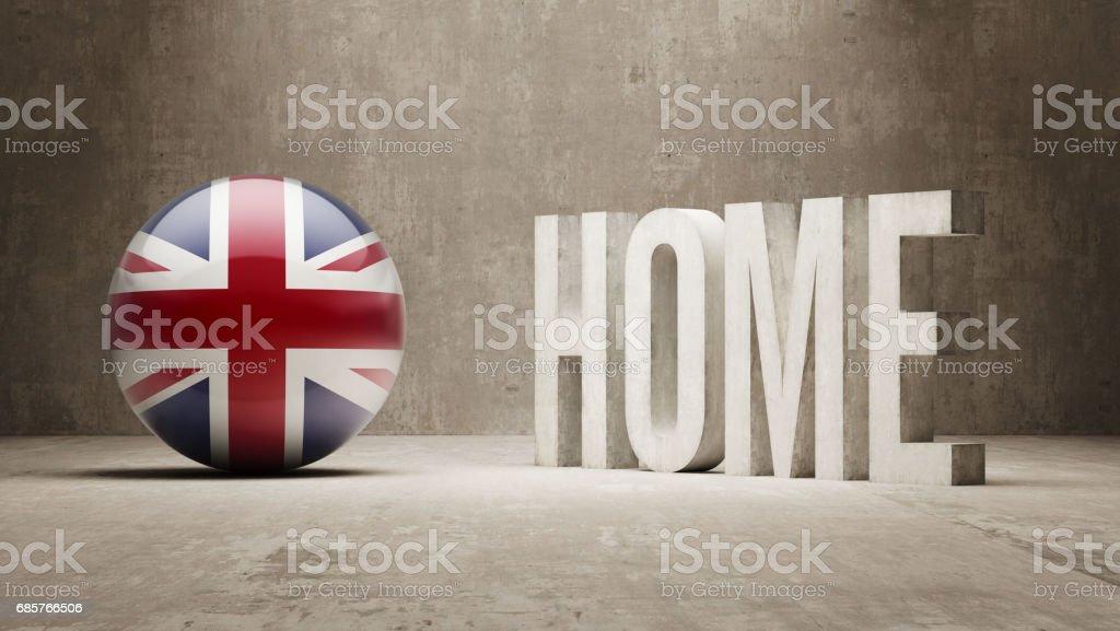 Home Concept zbiór zdjęć royalty-free