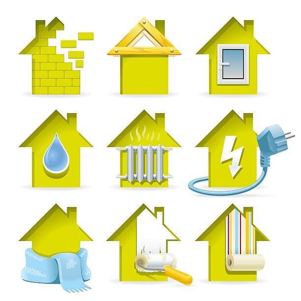 construction contract icons home icon pictures images and stock photos istock