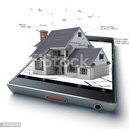 464482634istockphoto Home creation app 534085263