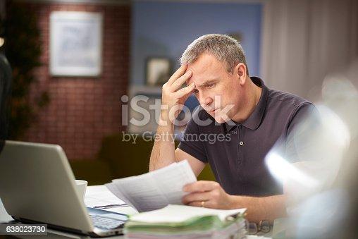 istock home debt stress 638023730
