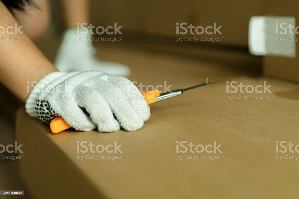 home decor and diy furniture stock photo