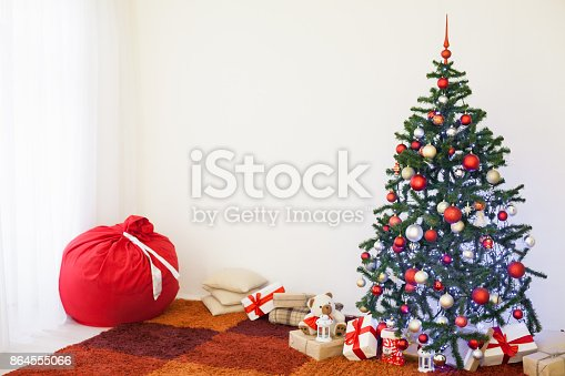 istock home decor for Christmas and new year 864555066