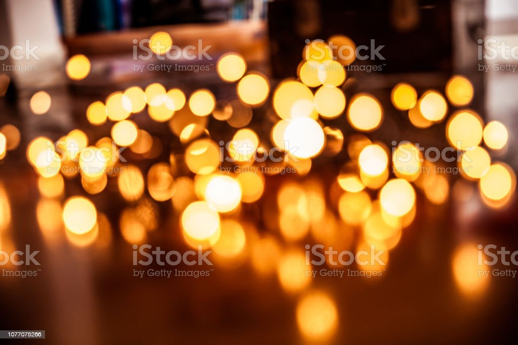 Home decoration for Christmas Holidays stock photo