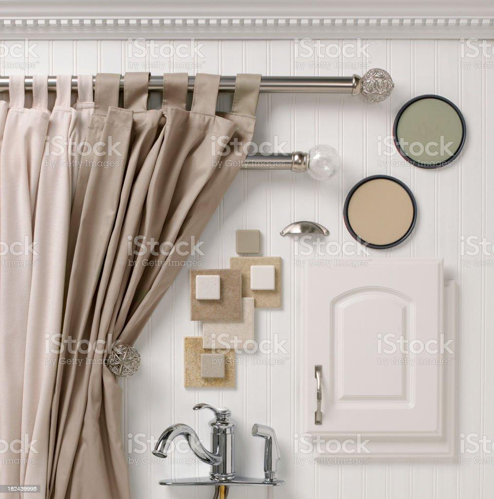 Home Decor-Decor Items royalty-free stock photo