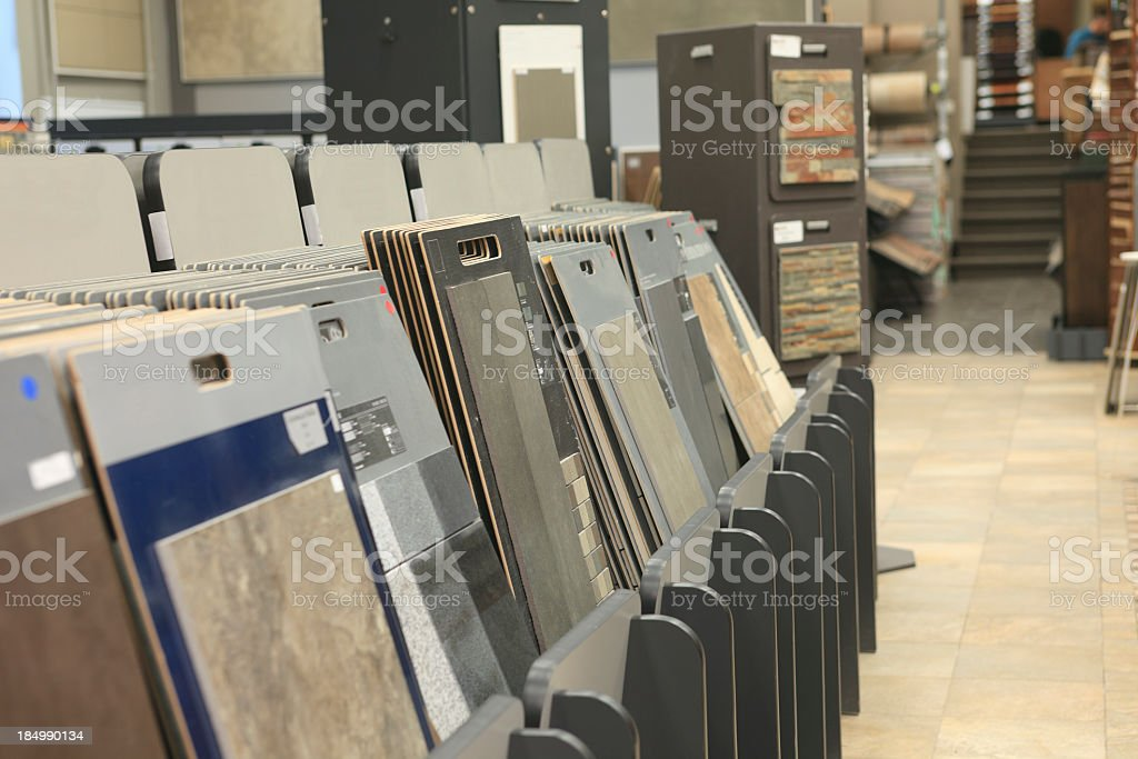Home Design Shop - Ceramic stock photo
