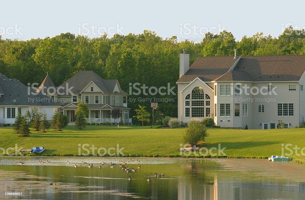 Home Development stock photo