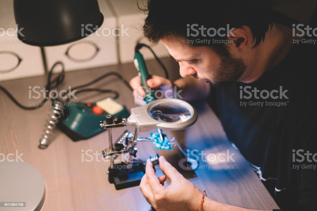 Home DIY stock photo