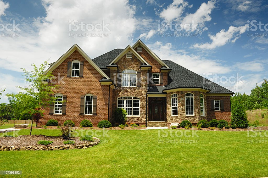 Home Exterior stock photo