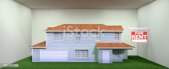 For Rent Sign, House Rental, Renting, House, Sale