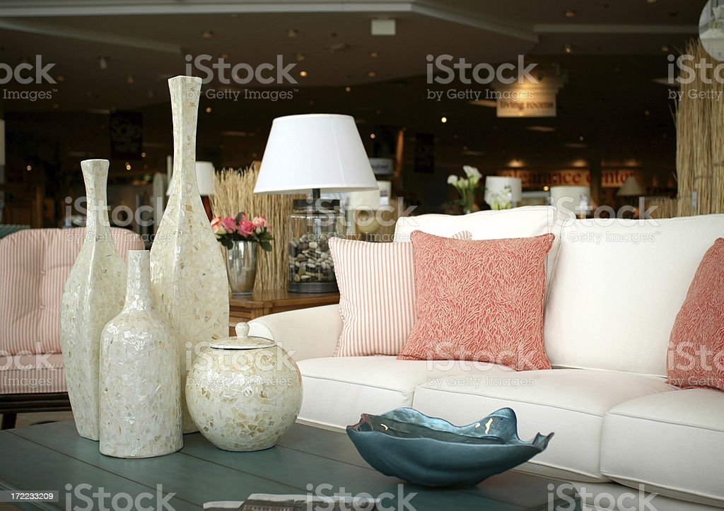 Home Furnishings stock photo