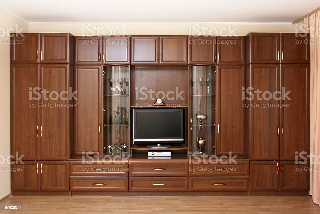 Home furniture royalty-free stock photo