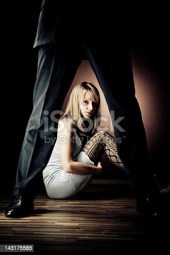 istock Home harassment 143175585