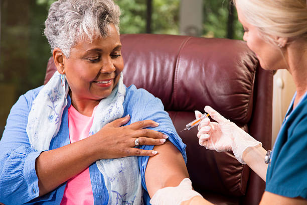 immunosenescence and vaccination in nursing home residents Vitamin d supplementation and varicella zoster virus vaccine weeks post-vaccination in nursing home residents after 4 varicella zoster virus vaccine.
