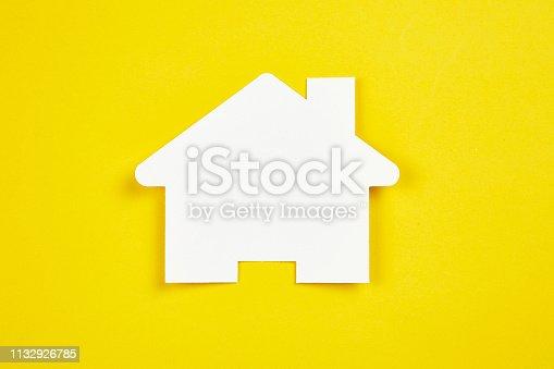 istock Home icon concept 1132926785