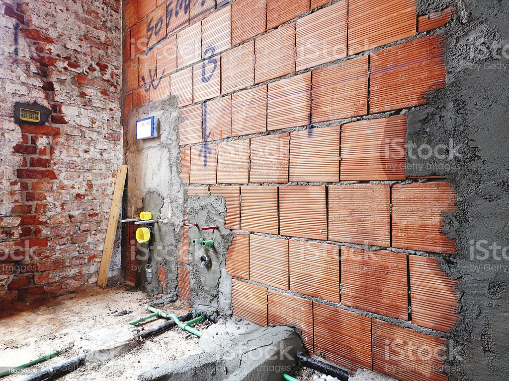 Home Improvement. Color Image royalty-free stock photo