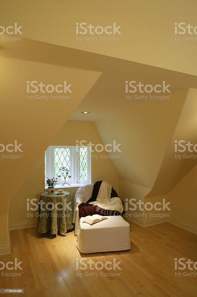 home improvement house attic royalty-free stock photo
