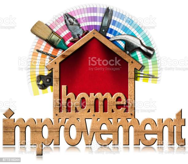 Home improvement symbol with work tools picture id877316044?b=1&k=6&m=877316044&s=612x612&h=mi6rc3vjlqbh1oete09p4lnie5nh vpujzpjuxj ok4=