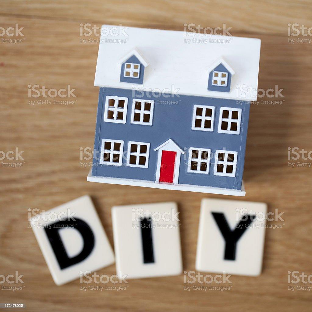 Home improvements royalty-free stock photo