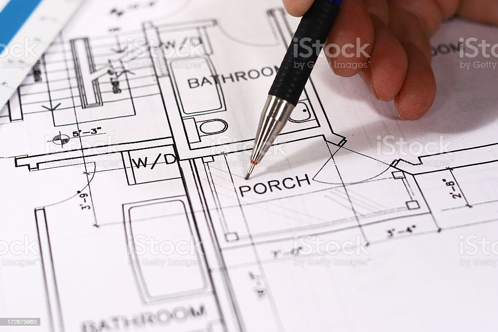 Home Improvements - Things to do I royalty-free stock photo
