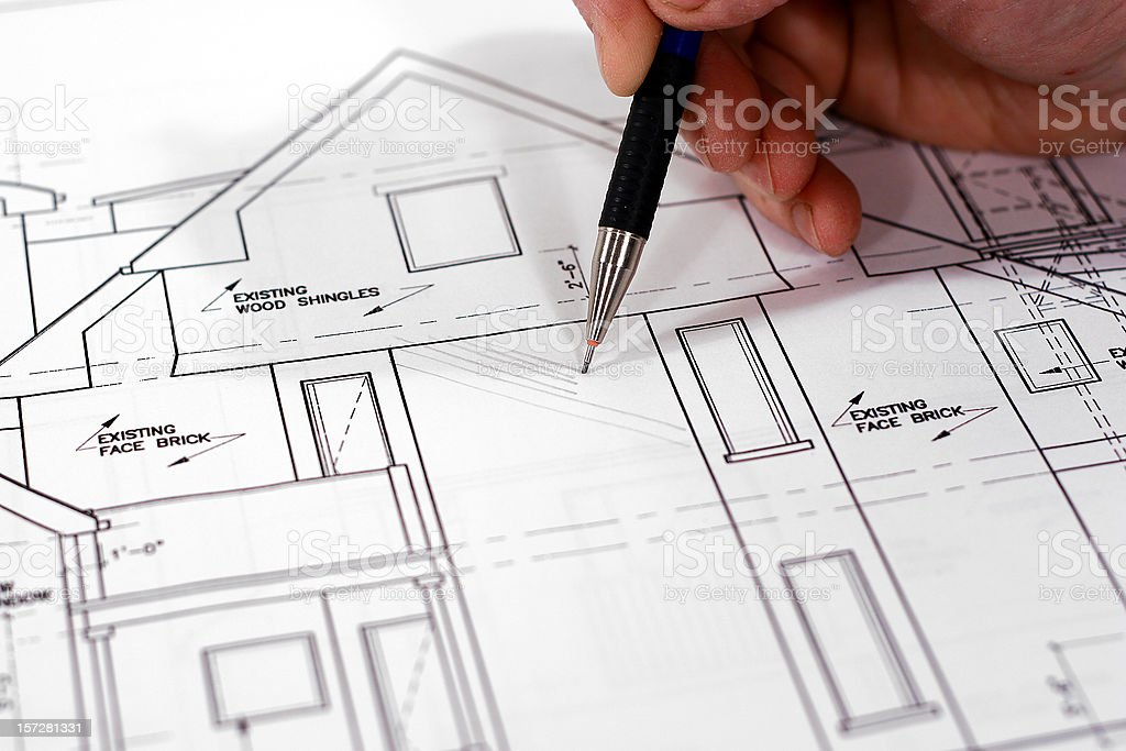 Home Improvements - Things to do II royalty-free stock photo