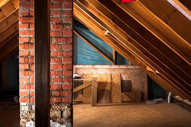 home insulation stock photo