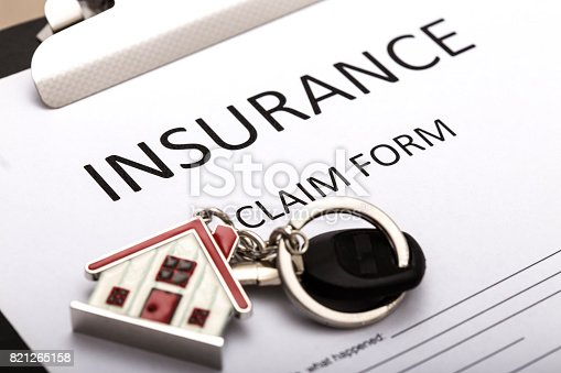 istock Home Insurance Policy 821265158