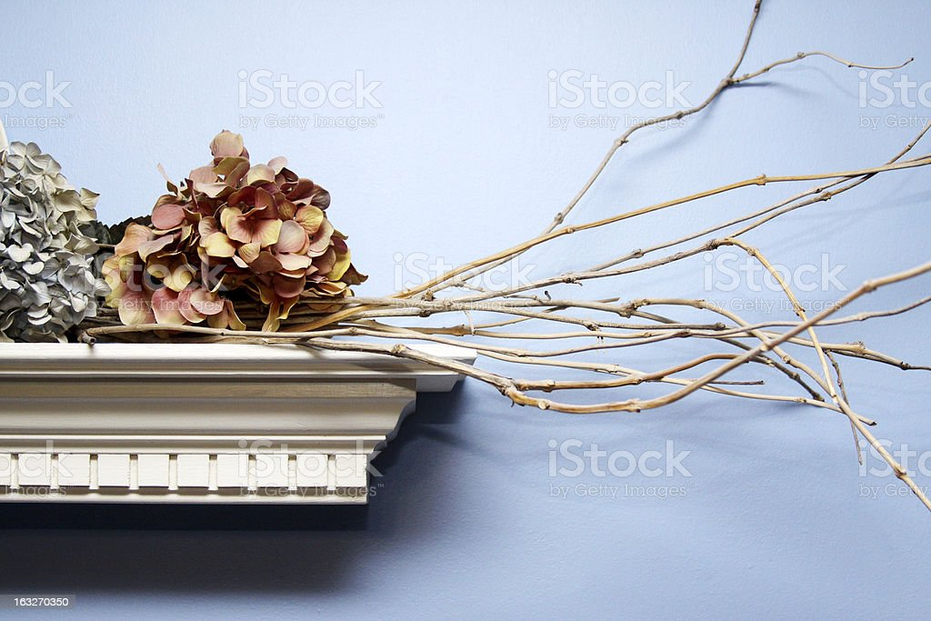 Home Interior Decor stock photo