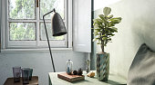 Home  interior old rustic