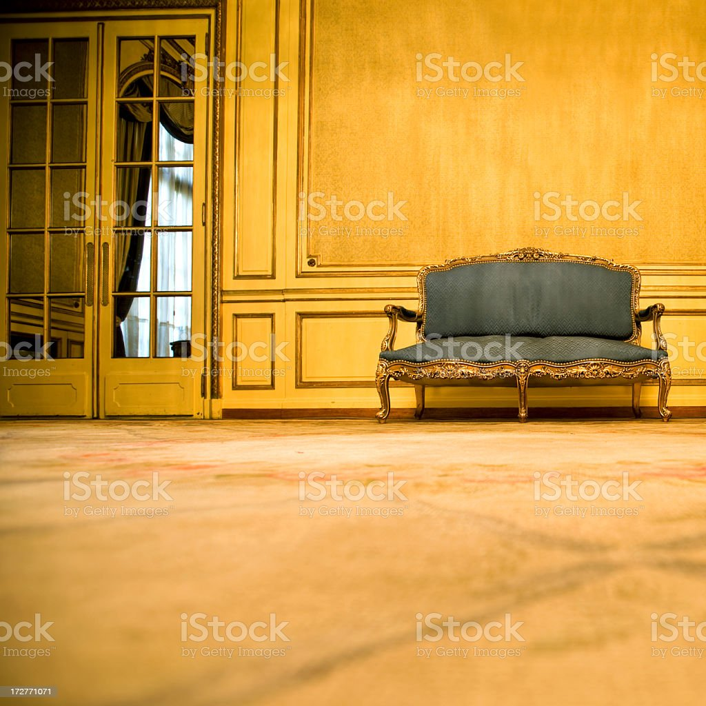 Home Interior royalty-free stock photo