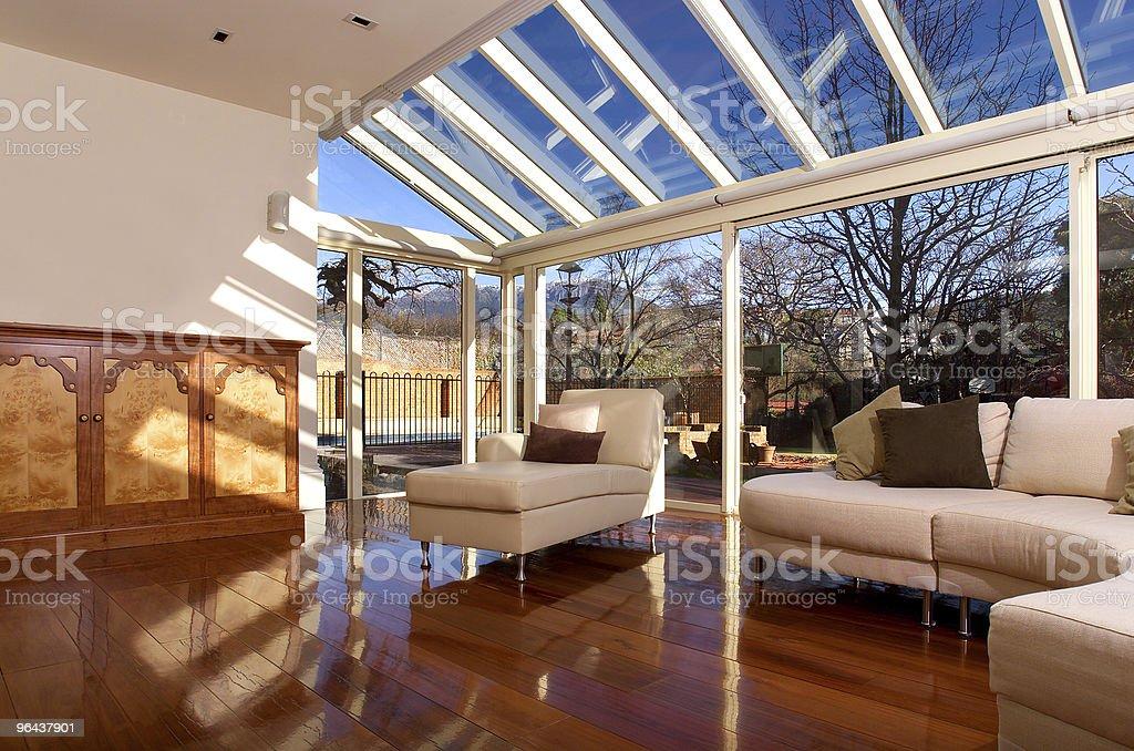 Home Interior royalty-free stock photo
