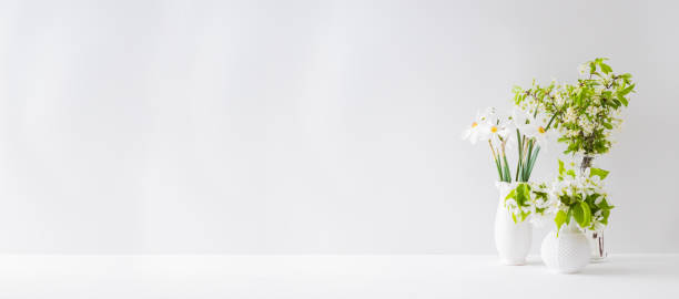 Home interior with decor elements spring flowers in a vase on a light picture id1199465783?b=1&k=6&m=1199465783&s=612x612&w=0&h=qj40rkjzkkjh mktpi0ij1dgbfc8k6h8jkg opt6hpi=