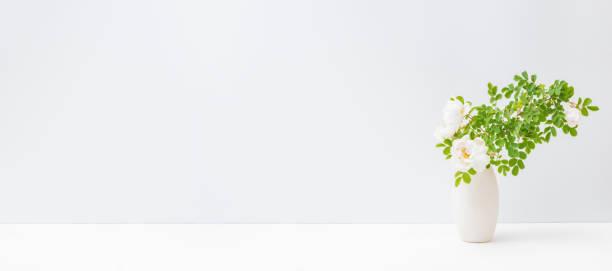 Home interior with decor elements white small flowers and green in a picture id1225632205?b=1&k=6&m=1225632205&s=612x612&w=0&h=ayzk4m6p4m7zdwabfdckkbr gozl0eke4gpavhkdcvm=