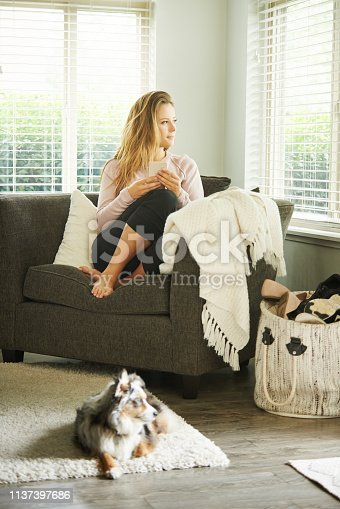 483426960istockphoto Home is a place of relaxation 1137397686