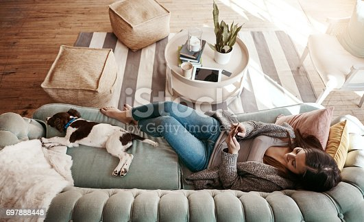 istock Home is the only place I want to be! 697888448