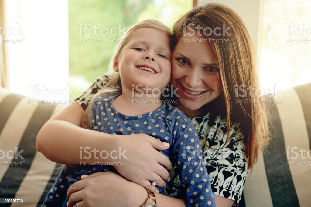 Home is where mamma is royalty-free stock photo
