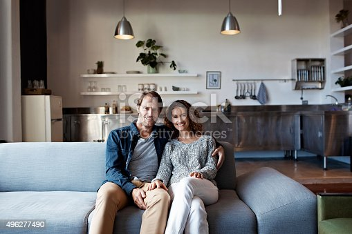 istock Home is where the love is 496277490