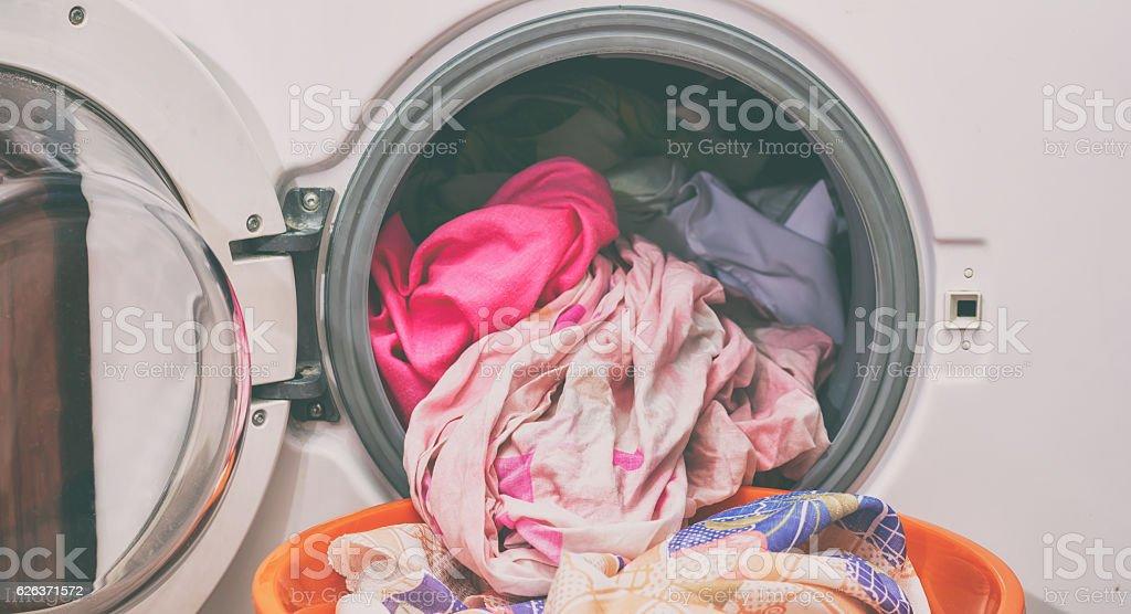 Home Wäscherei  – Foto