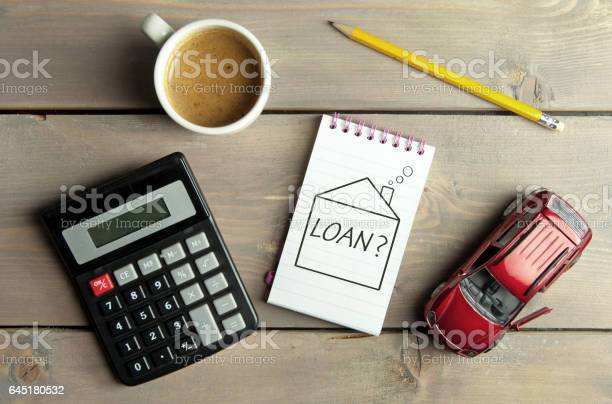 Home Loan Stock Photo - Download Image Now