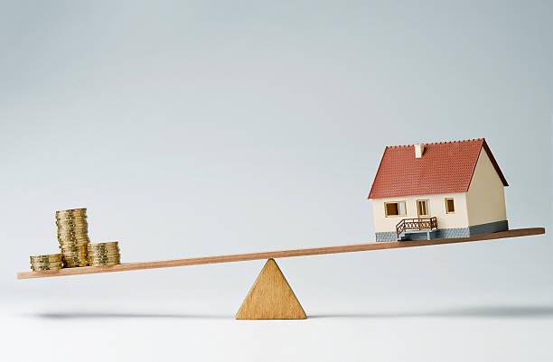 ホームローン市場 - 請け戻し権喪失 ストックフォトと画像