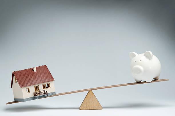 home loans marché - prêts immobiliers et crédits photos et images de collection