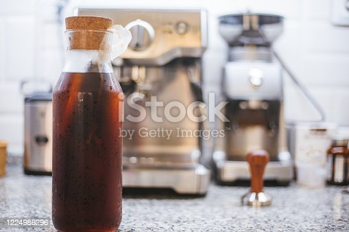 Home Made Cold Brew Coffee