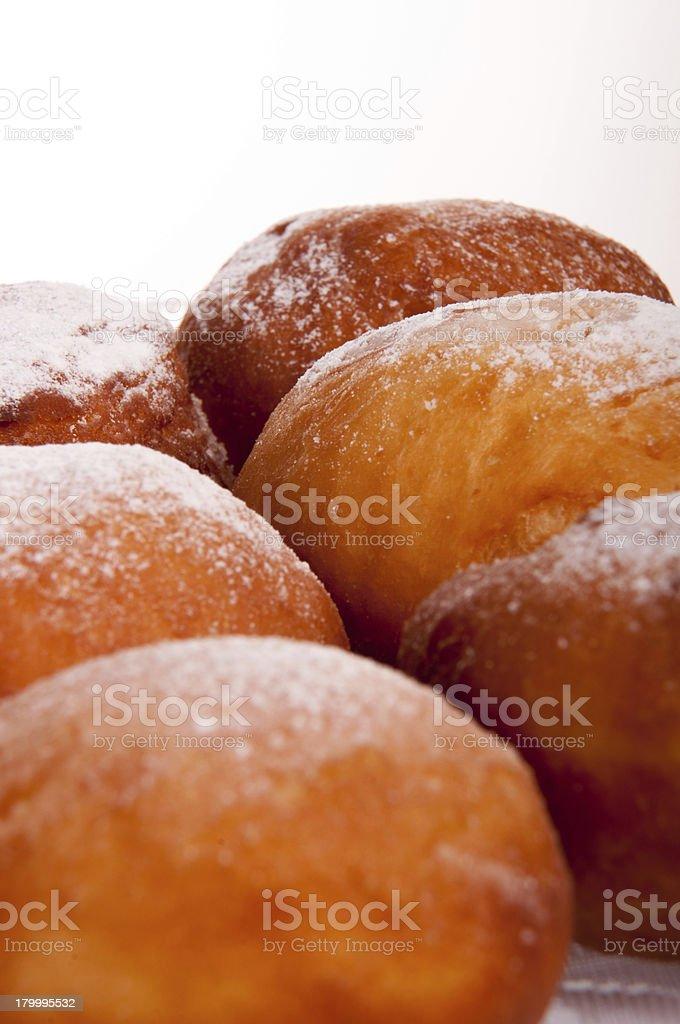 수제 도넛 royalty-free 스톡 사진