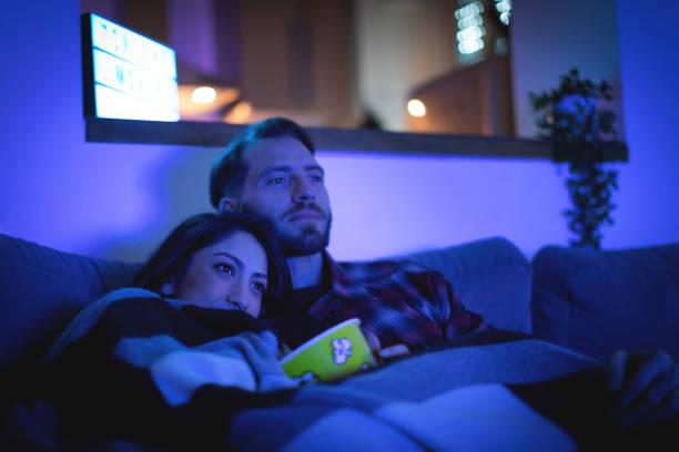 Home-Cinema heute Abend – Foto