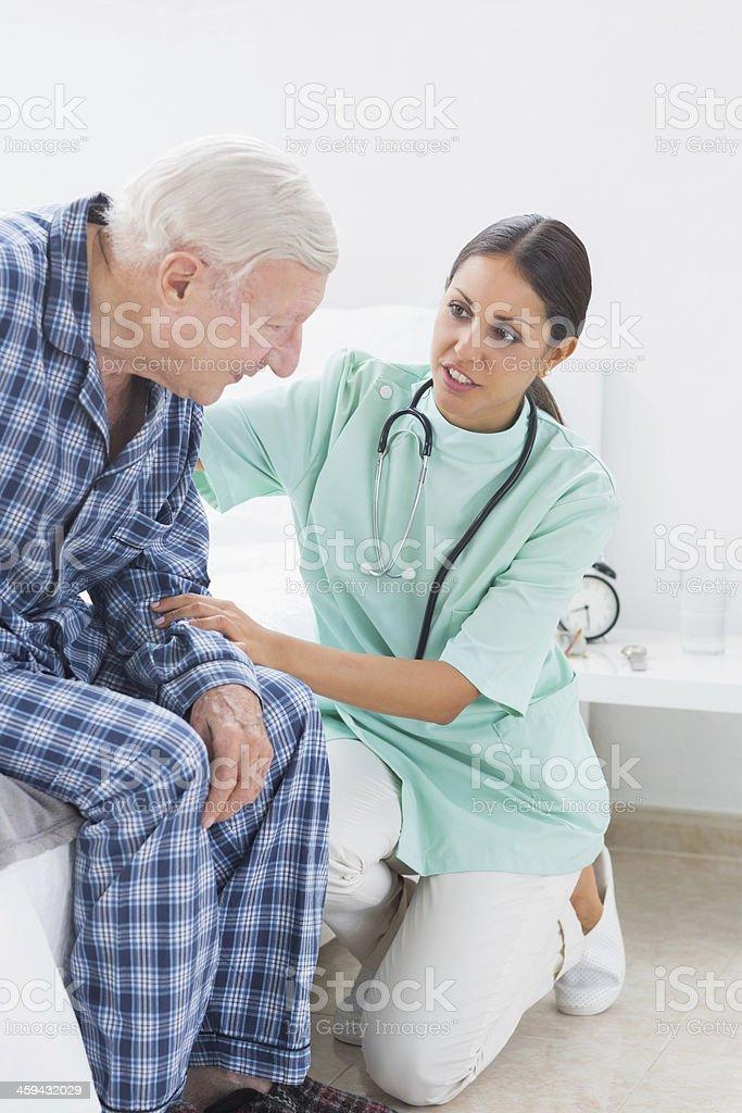 Old man care home horny senior bruce spots 2