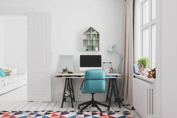 Home Office Innenseite – Foto