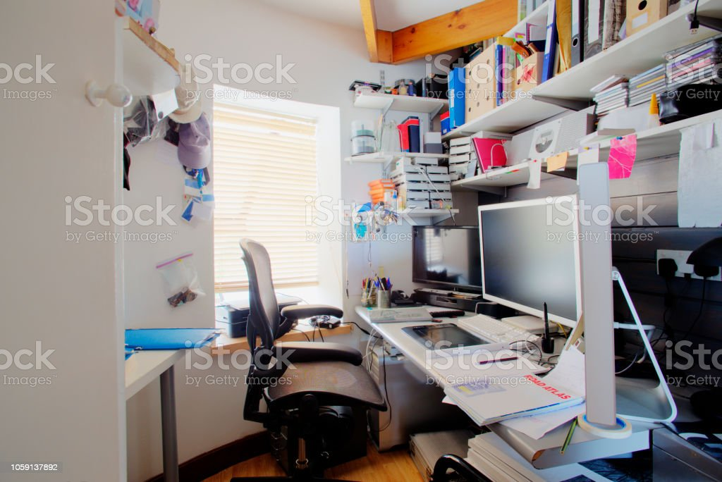 Home Office Stock Photo Download Image Now Istock