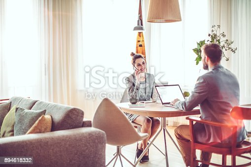 684006316istockphoto Home office 894618332